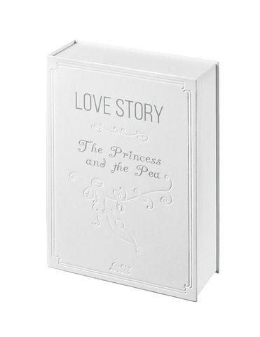 Вибратор клиторально-вагинальный The Princess and the Pea Sweet Kiss 3001-01lola