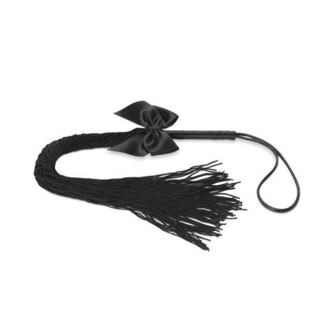 Bijoux Indiscrets LILLY FRINGE WHIP Плеть черная