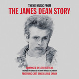 Soundtrack / Chet Baker & Bud Shank: Theme Music From - The James Dean Story (LP)