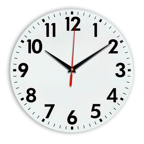 Настенные часы Ideal 927 белые