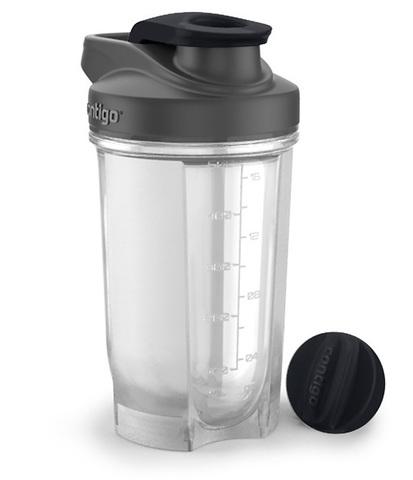 Шейкер Contigo Shake & Go (0,59 литра), черный
