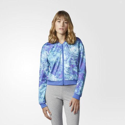 Олимпийка женская adidas ORIGINSALS OE CROP SST