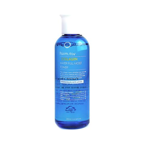 Farmstay Collagen Water Full Moist Toner антивозрастной коллагеновый тонер