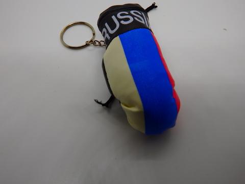 Сувенирные перчатки бокс Россия малые