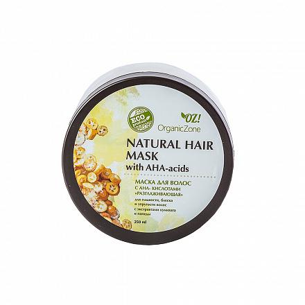 Маска для волос с AHA-кислотами