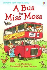Bus for Miss Moss  (HB)