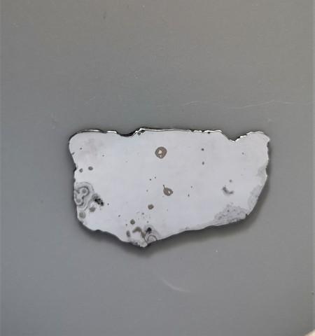 Пластина из метеорита Дронино
