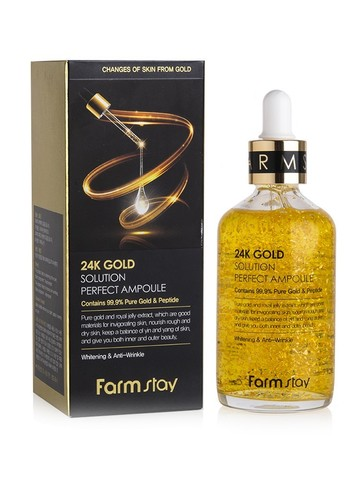 FarmStay 24K Gold Solution Perfect Ampoule