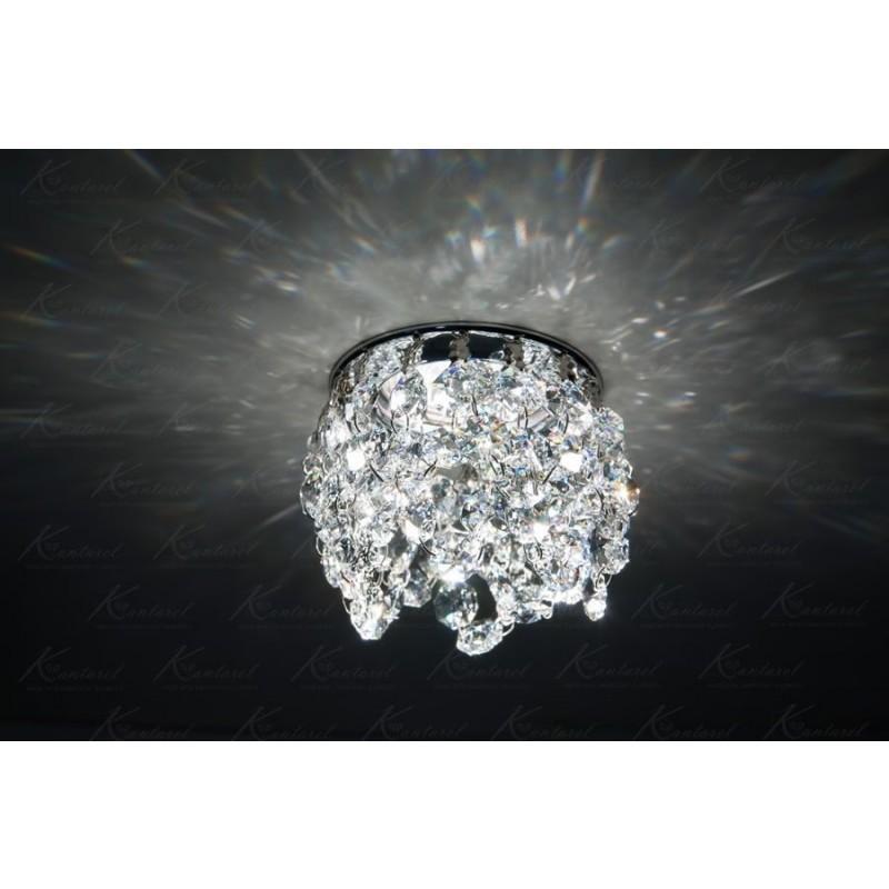 Встраиваемый светильник Kantarel Crown CD 025.2.1