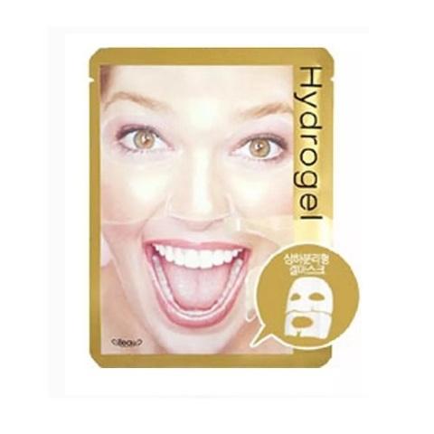 Гидрогелевая маска для лица BeauuGreen с наночастицами коллоидного золота 28 мл