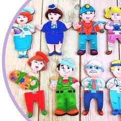 Персонаж Профессии ToySib 03016