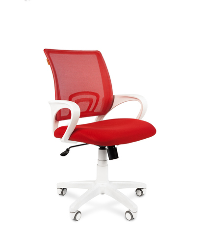 Спинка DW-03 красный, сиденье TW красное
