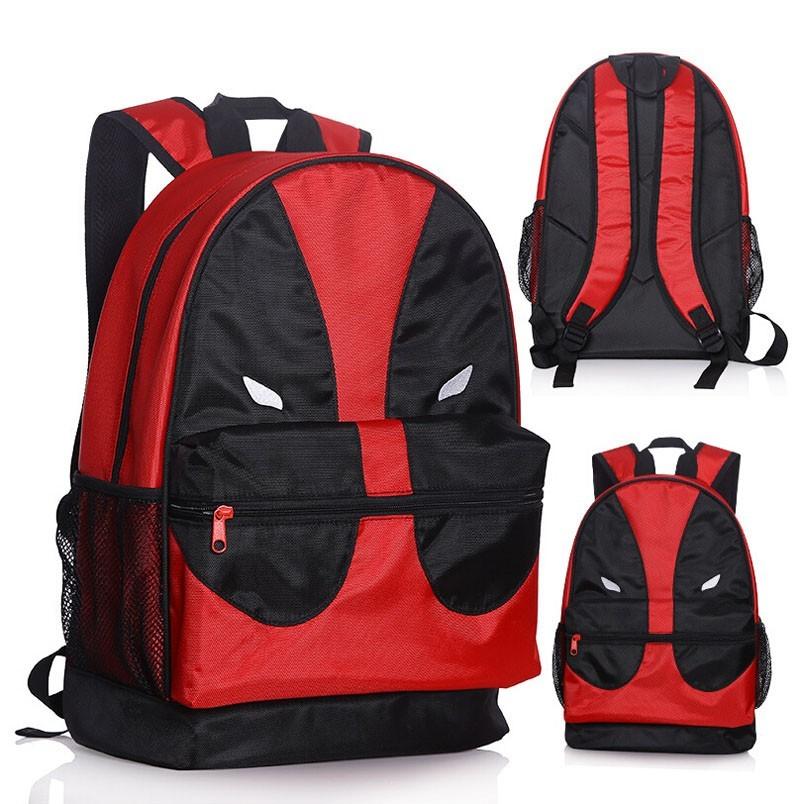 Дэдпул рюкзак школьный