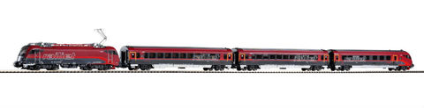 Piko 58131 Электровоз ,Set Rh 1216 Electric 1:87