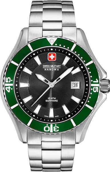 Часы мужские Swiss Military Hanowa 06-5296.04.007.06 Nautila