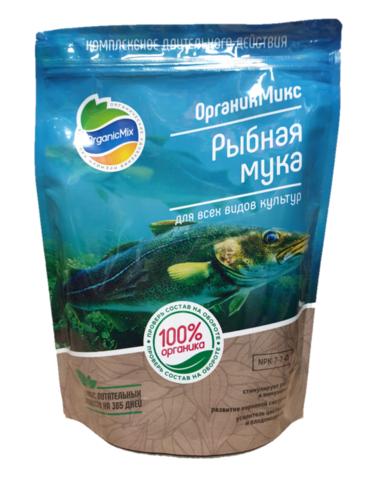 Органик Микс Рыбная мука 850г