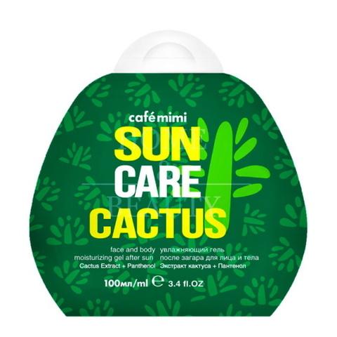 "Гель после загара ""Cactus"" | 100 мл | Cafe Mimi"