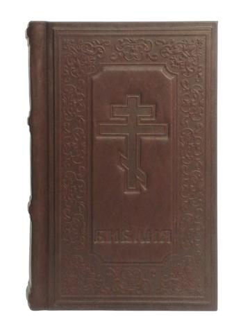 Библия малая | Коричневый