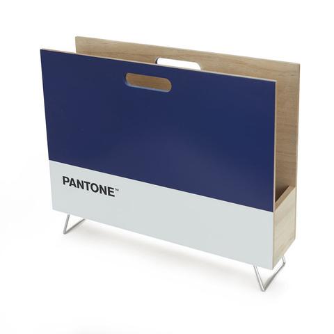 Газетница Pantone синяя