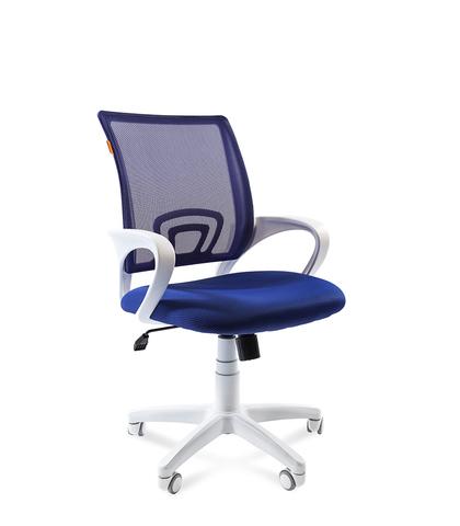 Спинка DW-02 синий, сиденье TW синее