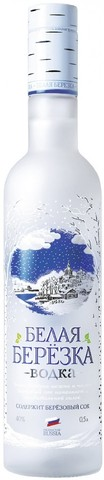 Водка Белая Березка, 0.5 л