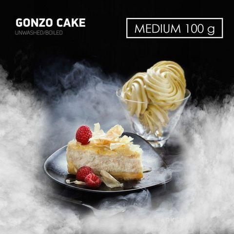 Табак Dark Side MEDIUM GONZO CAKE 100 г