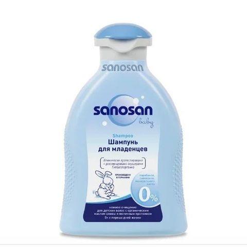 Sanosan. Шампунь для младенцев, 200 мл