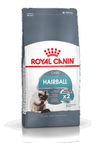 Royal Canin Hairball Care сухой корм для кошек выведение комков шерсти 2кг