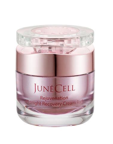 JunéCell Ночной восстанавливающий крем для лица Rejuvenation Midnight Recovery Cream Rich, 50g