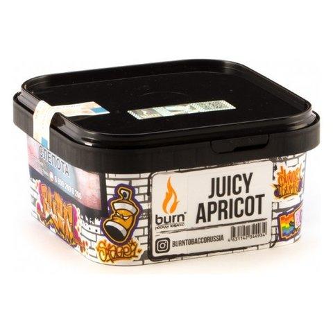 Табак Burn Juicy Apricot (Сочный Абрикос) 200г