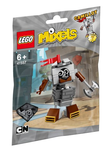 LEGO Mixels: Камиллот 41557 — Camillot — Лего Миксели