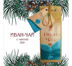 Иван-чай с травами, Сибирский Кедр, Мята, 50 г