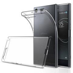 Силиконовый чехол для Sony Xperia XZ Premium (Прозрачный)