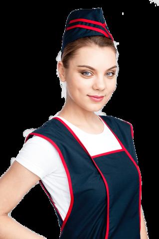 Униформа ЛИНИЯ-Ю синий-красный