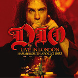 Dio / Live In London - Hammersmith Apollo 1993 (2LP+2CD)