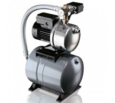 Насосы - Grundfos HydroJet JP6 бак 24 литра