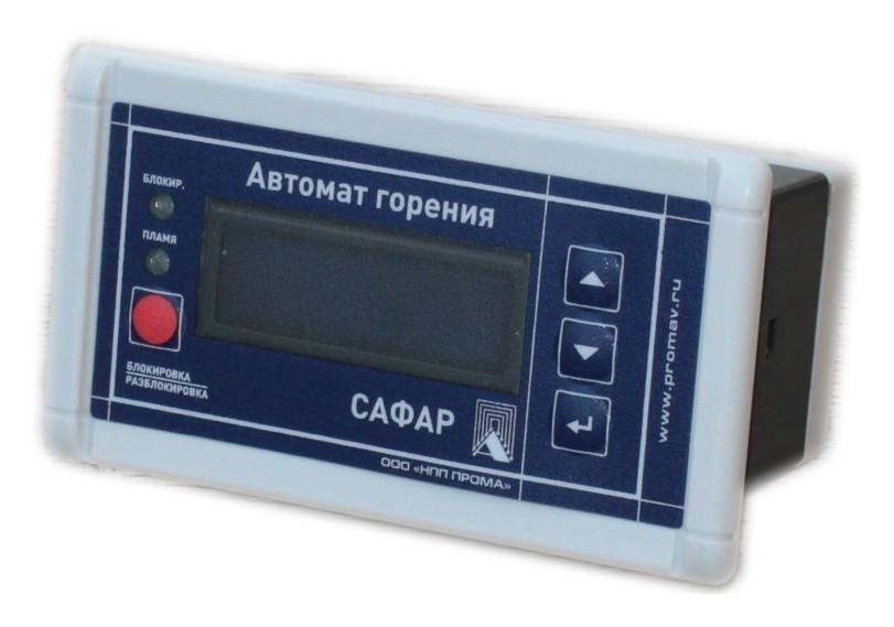 САФАР-АМК-ЩД, автомат горения котлов малой мощности и тепловых установок