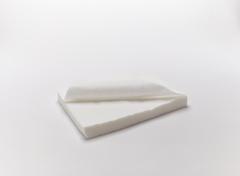 Салфетки (Спанлейс, белый, 25х30 см, 100 шт/упк, стандарт)