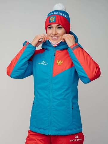 Утепленная куртка Nordski National 2.0 W женская