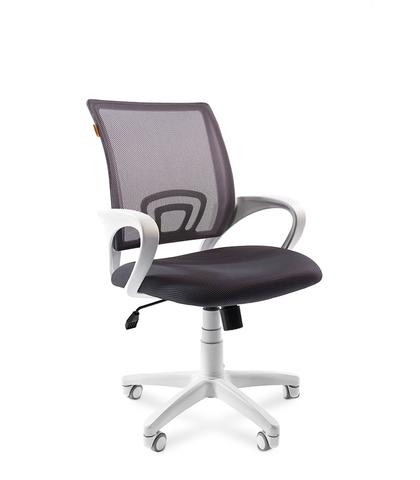 Спинка DW-07 серый, сиденье TW серое