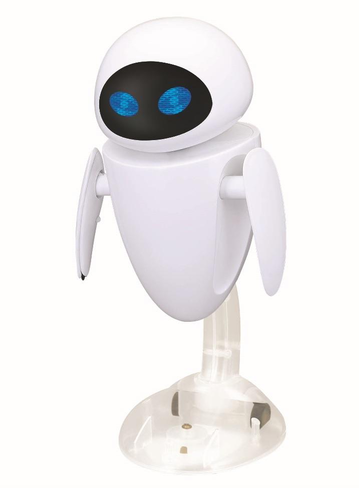 WALL-E - Interaction EVE
