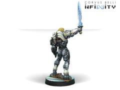 Achilles (вооружен EXP CC Weapon)