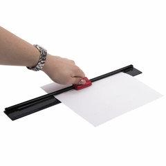 Резак роликовый BRAUBERG для бумаги А4, 32 см.
