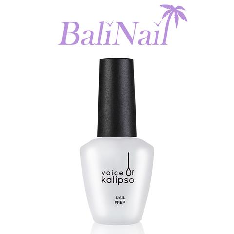 Nail Prep - Дегидратор для ногтей, 10 мл