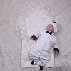 Набор на крестины для мальчика Свиточ