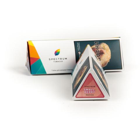 Табак Spectrum Smallberry (Земляника) 100 г