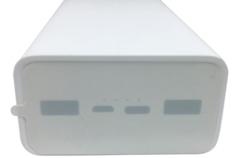 Внешний аккумулятор Xiaomi Mi Power Bank 3 30000 mAh White PB3018ZM