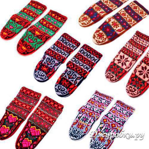 Джурабы носки женские без артикула 0000-А