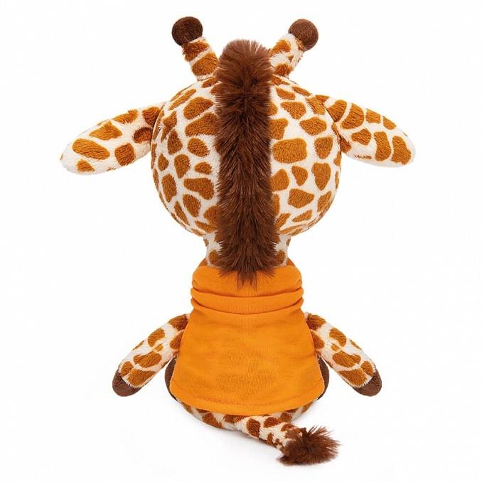 Жирафик Жан в оранжевой футболке (Сафарики Budi Basa)