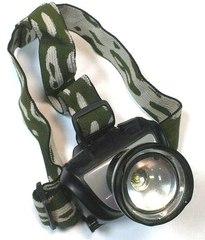 Налобный фонарь Bailong BL-6887 Police 10000W